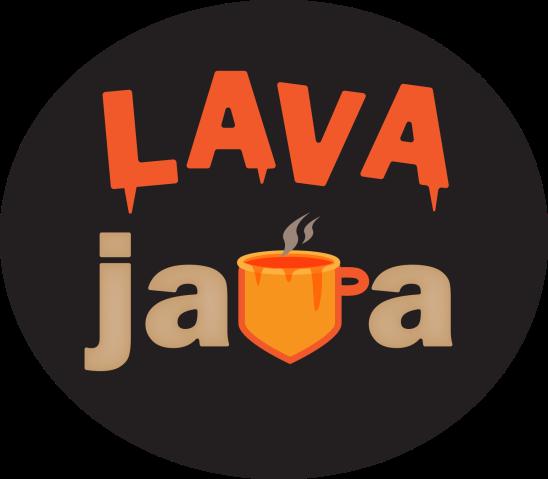 LavaJava-MeganQuint-logotype logo